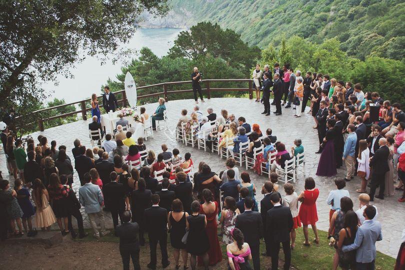 Una boda especial.