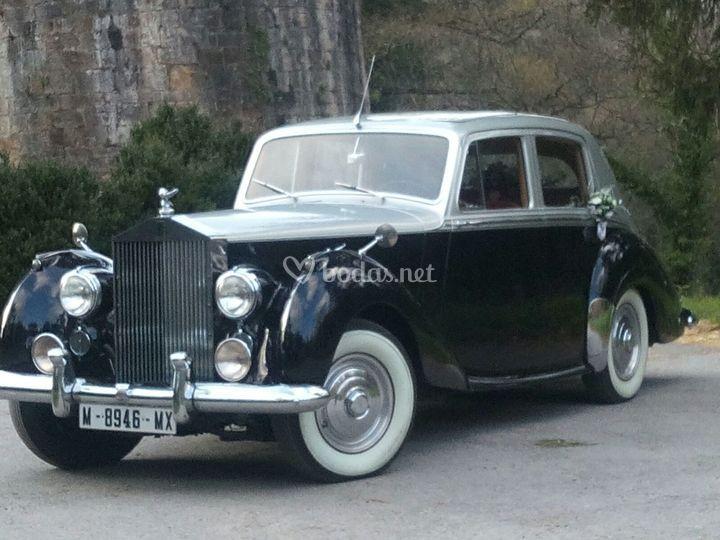 Rolls Royce Dawm '53