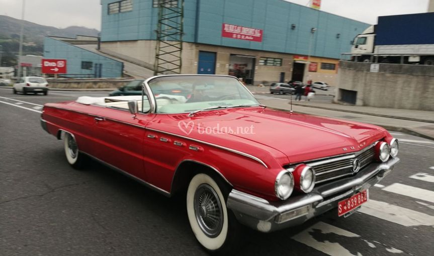 Buick Electra 1962