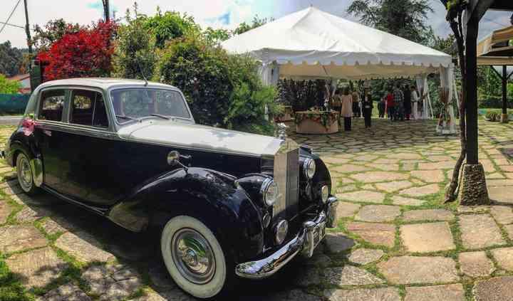 Rolls Royce Dawm