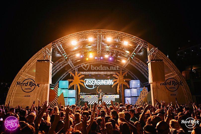 Hard Rock Ibiza