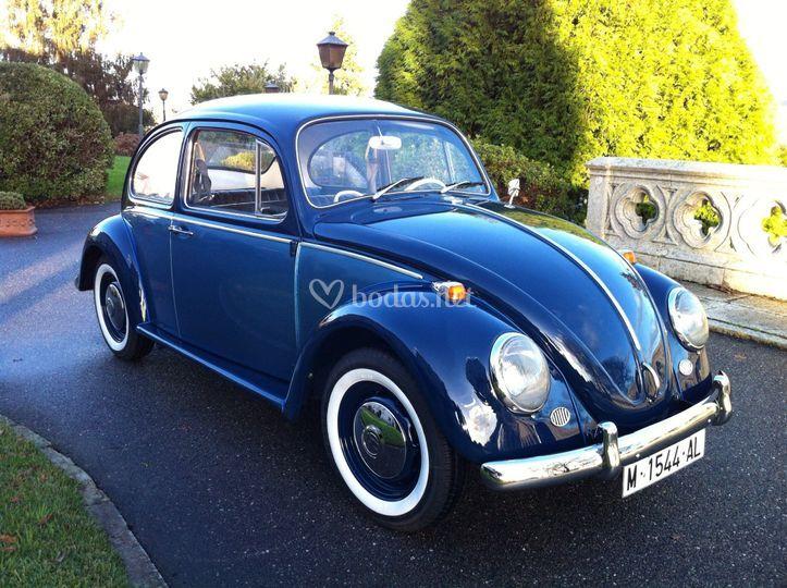 Escarabajo 1960 para la boda