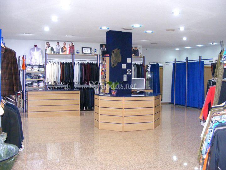 Interior de nuestro comercio