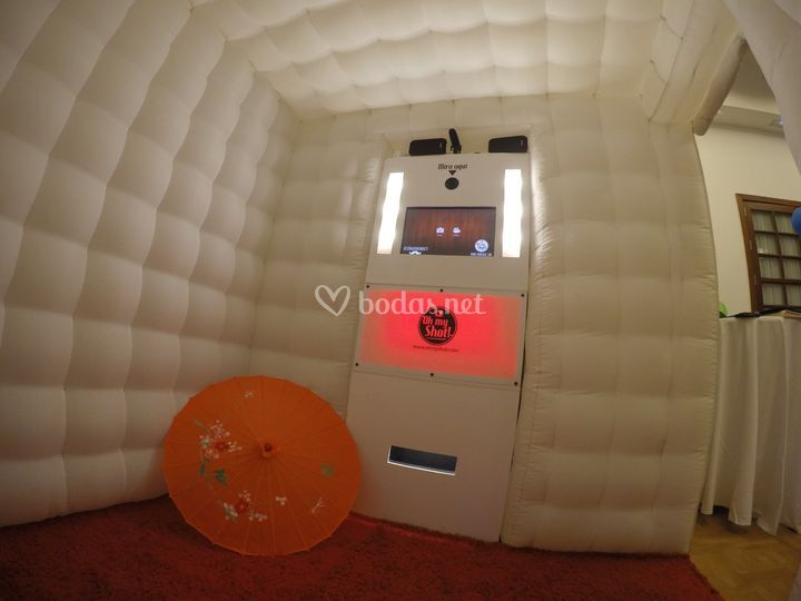 "Interior cabina ""Air"""