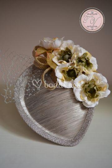 Casquete floral
