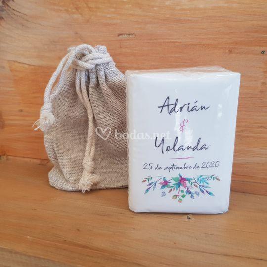 Pañuelos personalizados