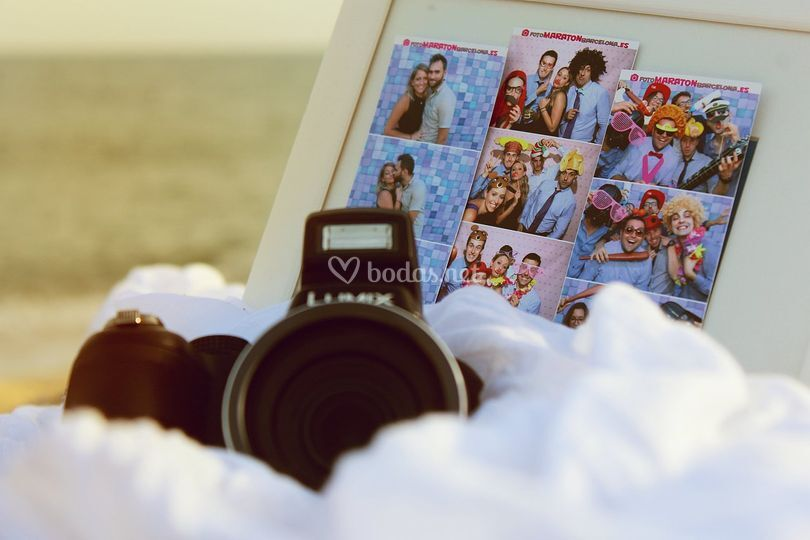RockTheBox - Fotomatón