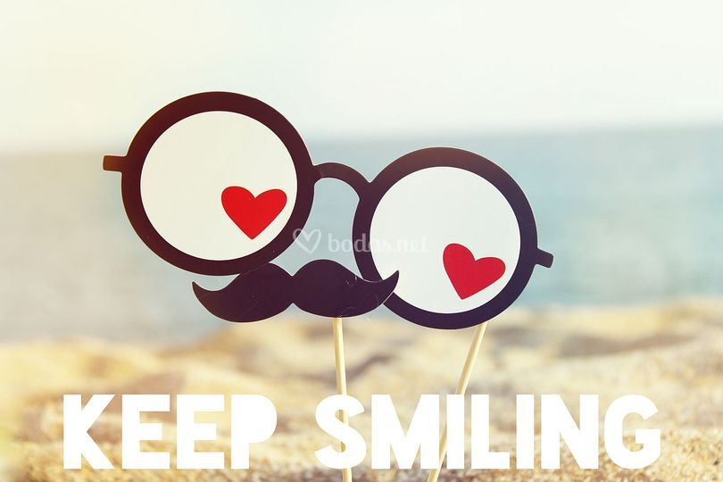 Keep smiling :-D