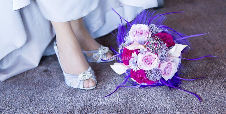 En sus zapatos