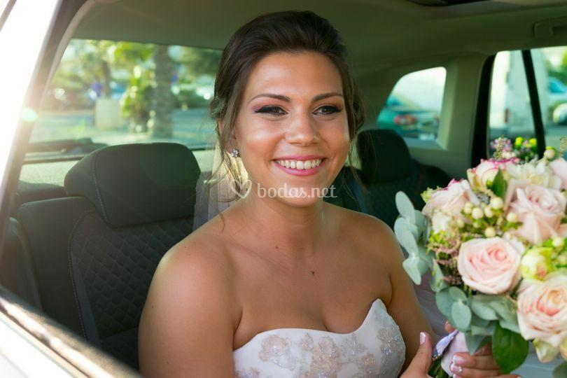 Cristina, la novia