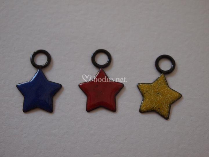 Colgantes estrella