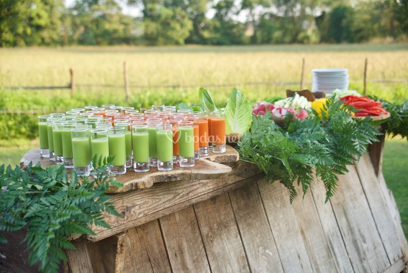 Catering aire libre