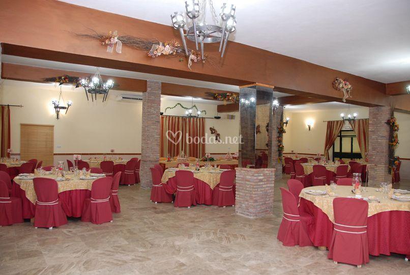 Sala del banquete
