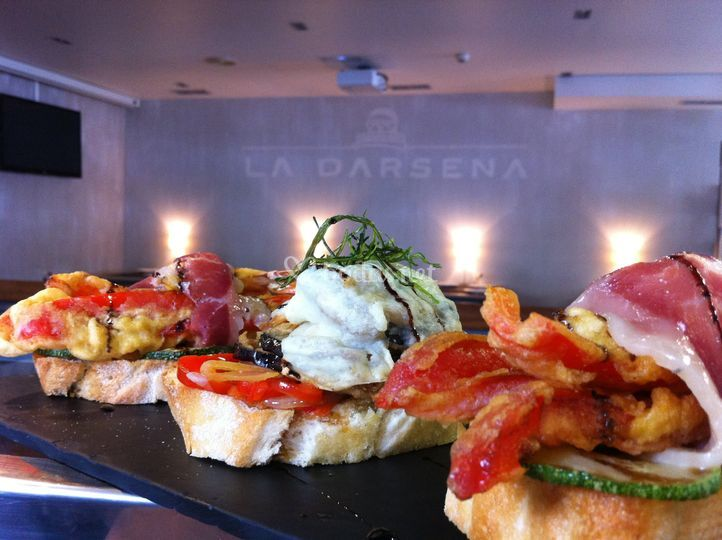 Pinchos catering
