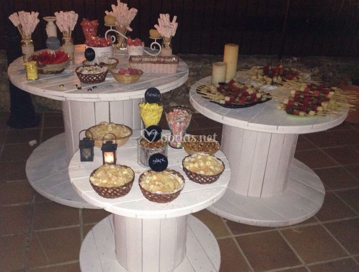 Buffet de chuches