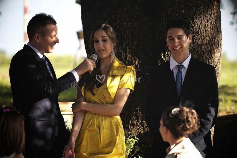 Enric company - oficiante para bodas