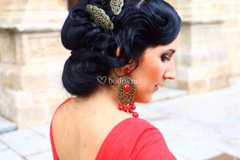 MakeUp Flamenco
