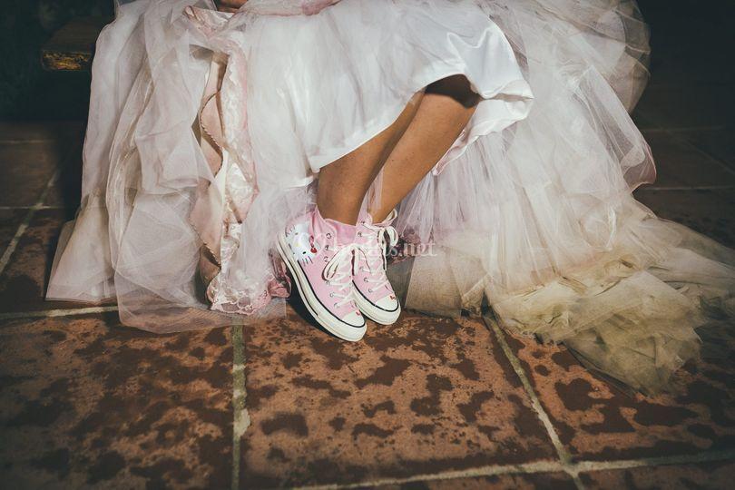 Calzado de novia