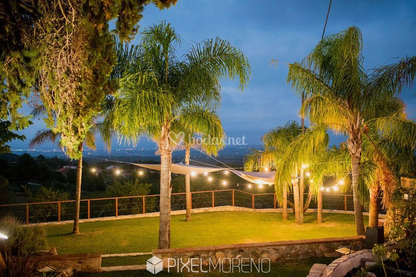 El Jardín Tropical