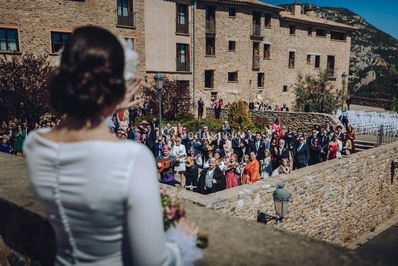Ronda a la novia