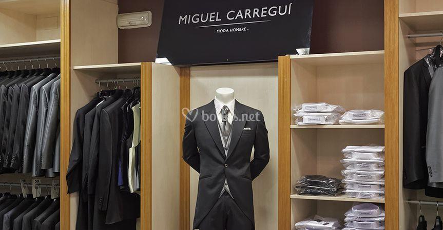 Miguel Carreguí - Moda Hombre