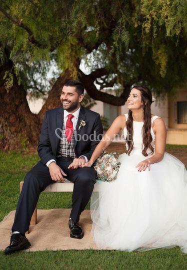 Raquel y Jorge
