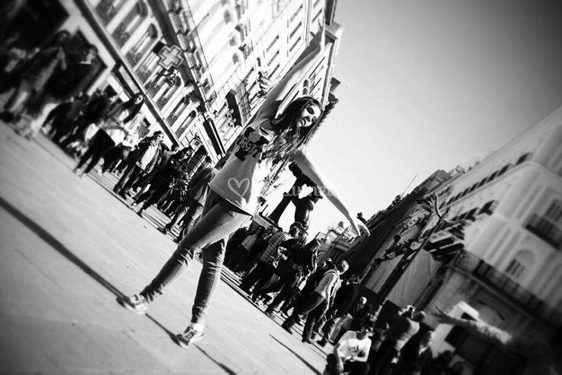 Flashmob Puerta del Sol