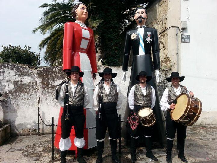 Fiestas Ribadeo