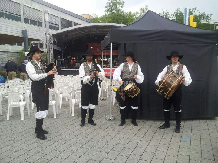Bläserfestival 2014 (Alemania)