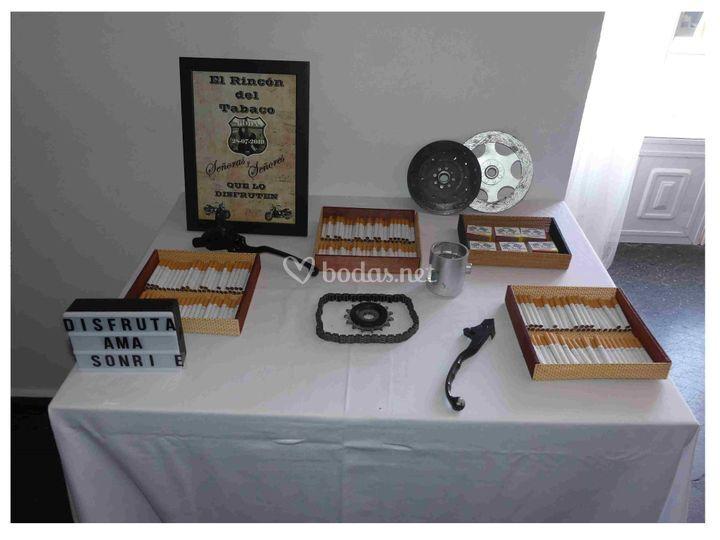 Rincón tabaco