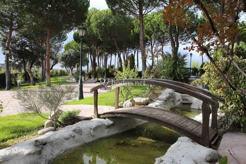 jardines de araceli puente cultural