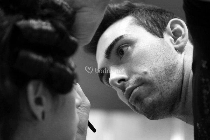 Andoni Bozal Maquillaje Profesional
