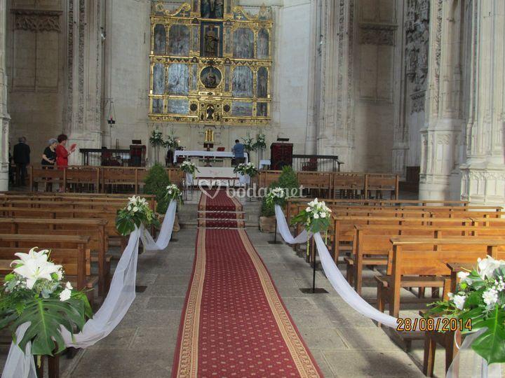 San Juan de los Reyes - Toledo