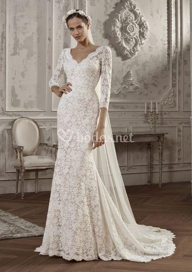 el vestidor de la novia