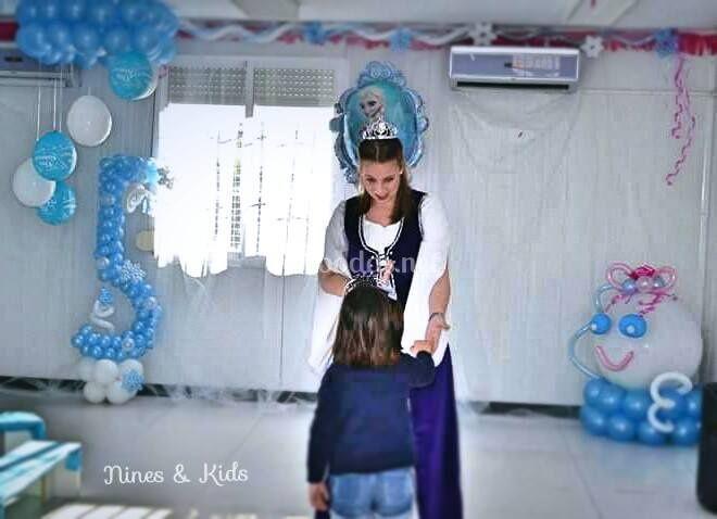 princesas nines&kids