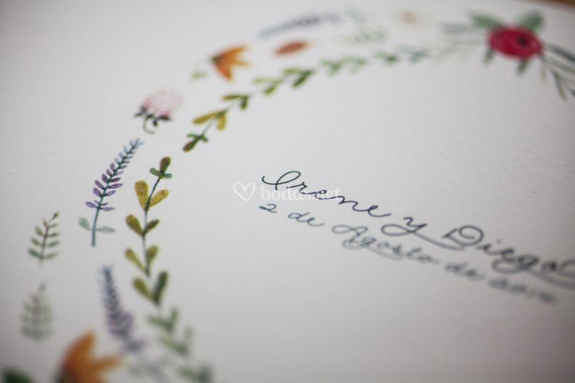 Invitaciones boda srtaedwina