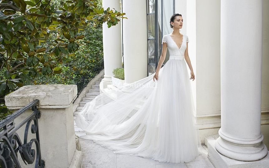 Rosa Clará Couture Collection 2019 - 31116 Malec