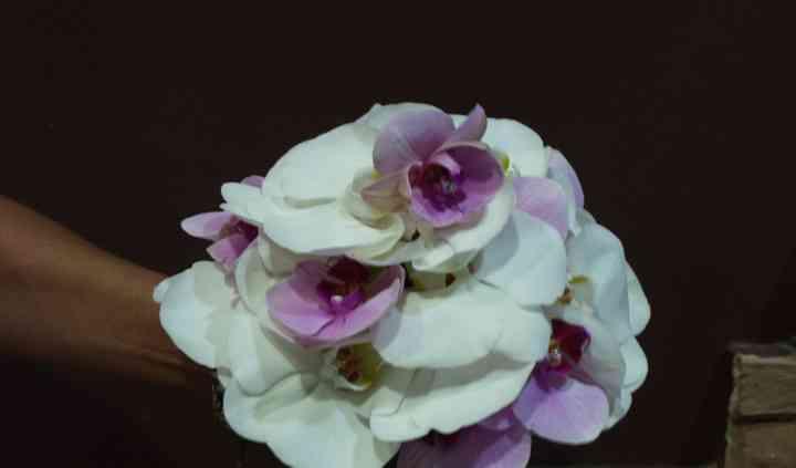 Bouquet de orquideas