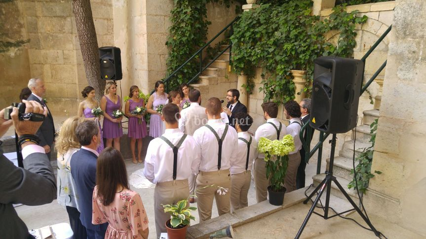Ceremonia evangelista