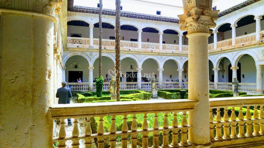 Monasterio Lupiana