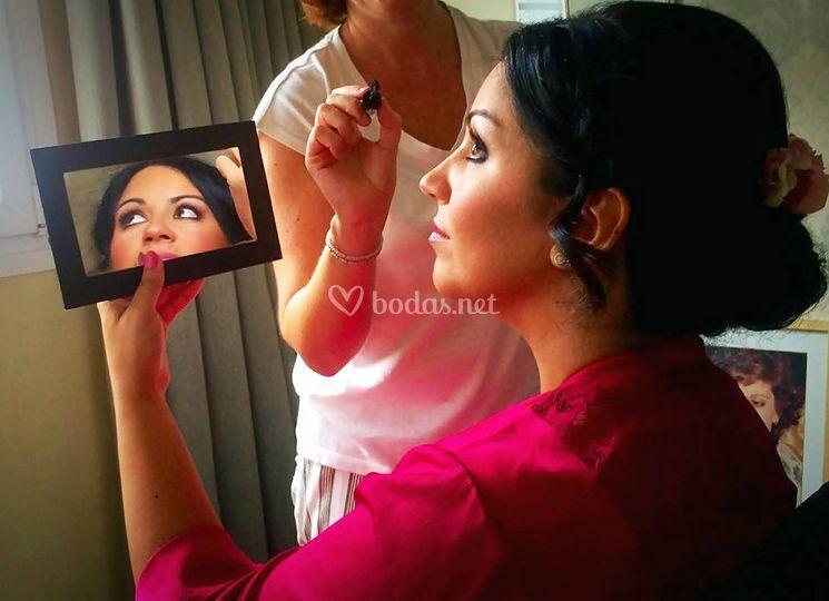 Carmen Jurado Makeup