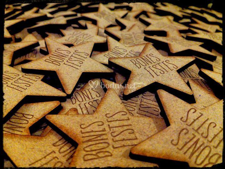 Personalizados en madera