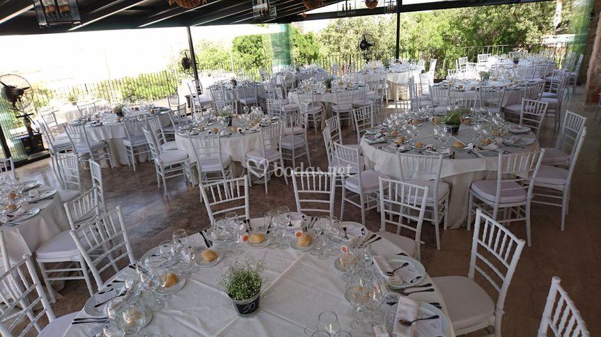 Finca Quimera - Catering Casa Andrés