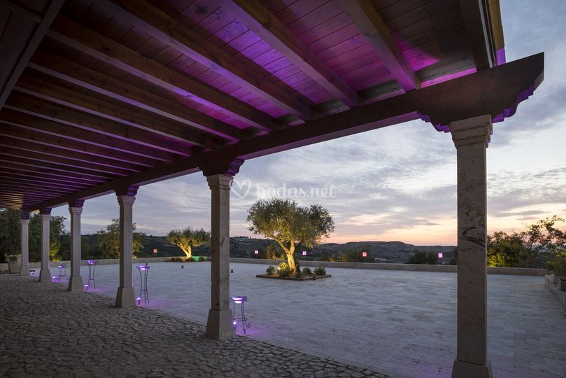 Atardecer en chill-out