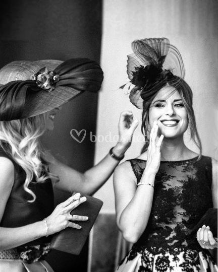 Las hermanas de la novia