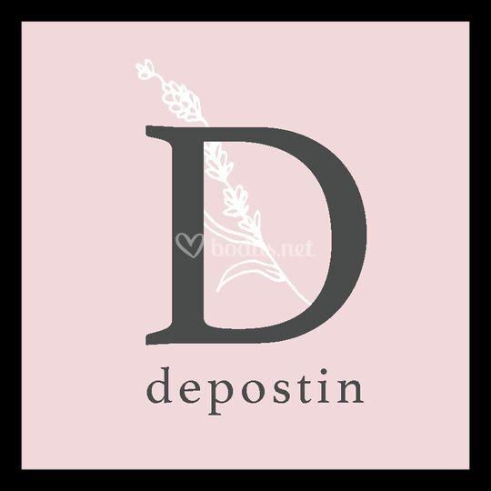 Logotipo Depostin