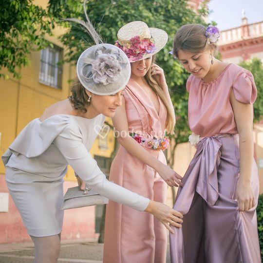 Vestidos de fiesta calle asuncion sevilla