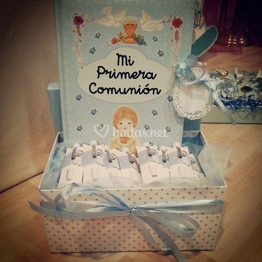 Detalles de comunión