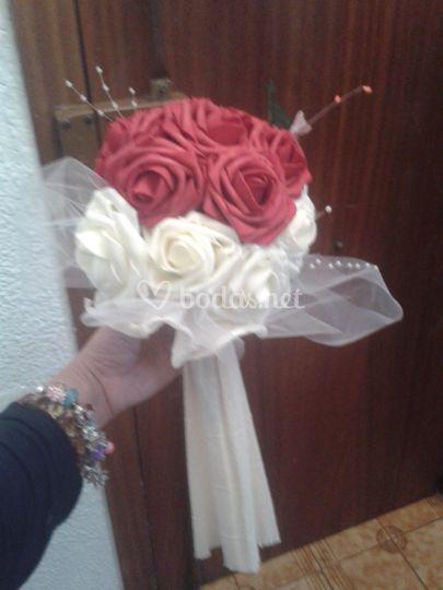 Precioso ramo DE novia