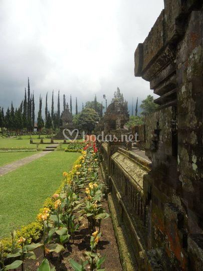 Templos y paisajes de Bali